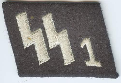 SS1 Collar Tab