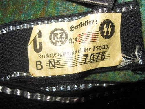 """BeVo"" SS cuff titles: how to spot original from fake"
