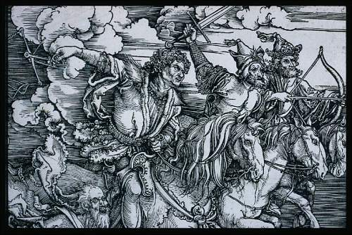 Click image for larger version.  Name:Albrecht-Dürer-The-Four-Horsemen-Apocalypse-probably-1497-98-painting-artwork-print-e133666.jpg Views:28 Size:150.7 KB ID:966202