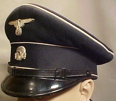 SS Visor Hat