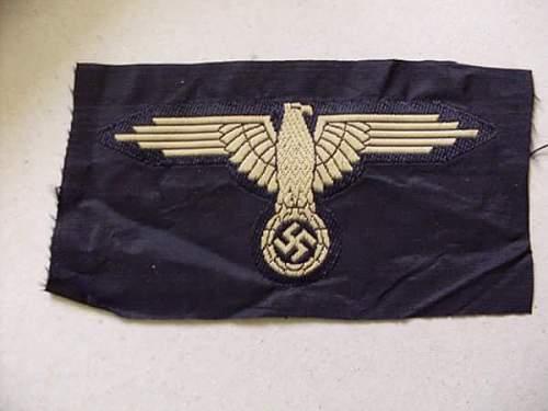 SS insignia