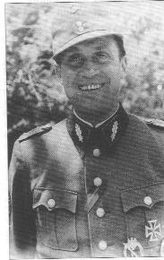 Standartenfuhrer Ernst Jena 7th SS Prinz Eugen