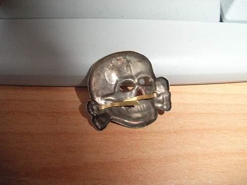 Totenkopf original?