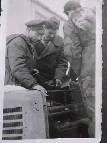SS Italian Camo Anorak Parka