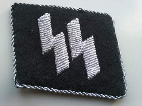UNTERSTURMFUHRER insignia
