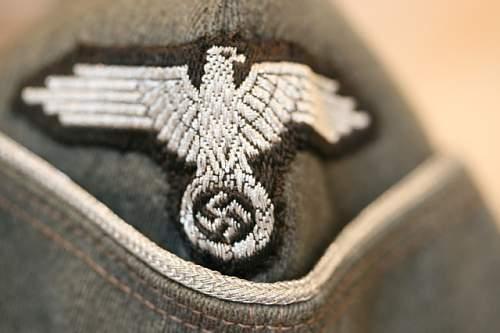 Flat Wire SS Hat Adler