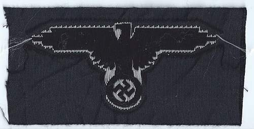 SS BeVo Eagle