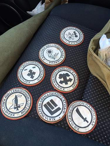 Interesting SS Division Patches
