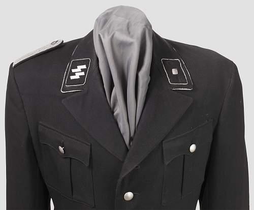 Several Leibstandarte Adolf Hitler cuff titles