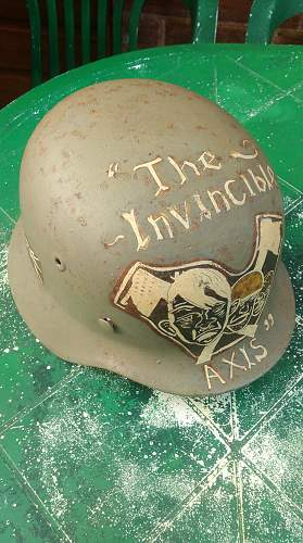 Click image for larger version.  Name:German Helmet 5.jpg Views:11 Size:241.3 KB ID:1001787