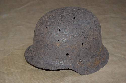 Thoughts on Dug Helmets?