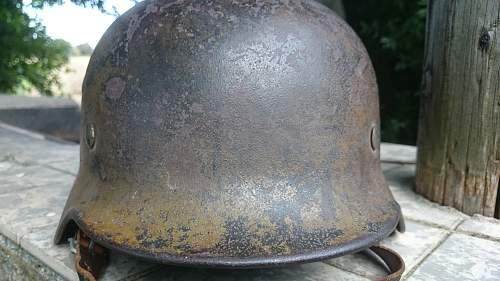 LW Camo Helmet