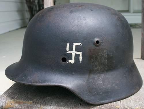 Click image for larger version.  Name:M35 Helmet 001.jpg Views:58 Size:53.6 KB ID:100444