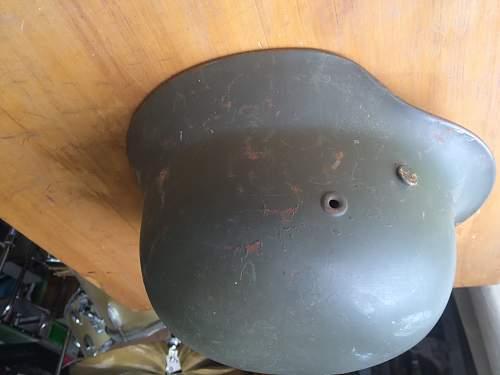 Germany Helmets identification needed