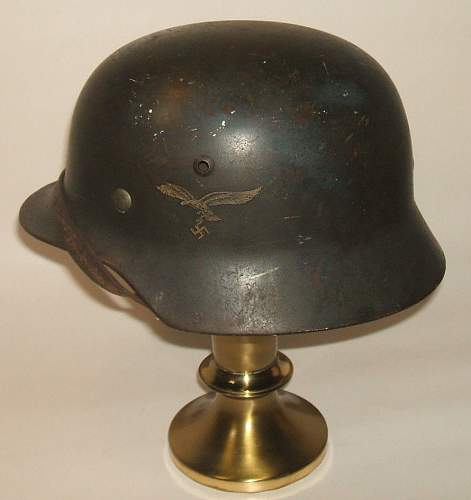 Possible purchase LUFTWAFFE M40 HELMET
