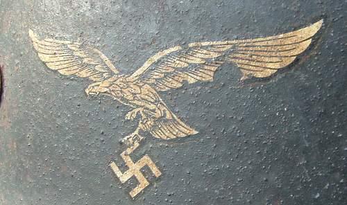 M35 camouflage Luftwaffe