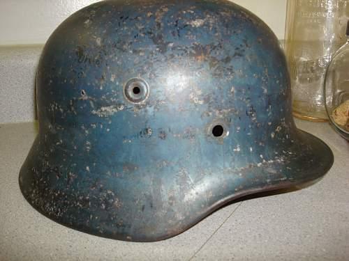 M40 Quist helmet