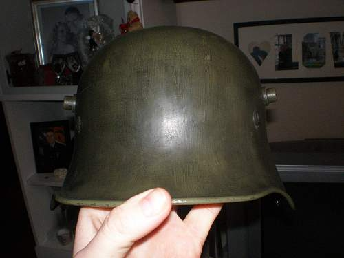 WW1 Stahlhelm