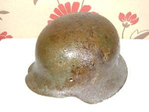 Identifiying Helmet Model