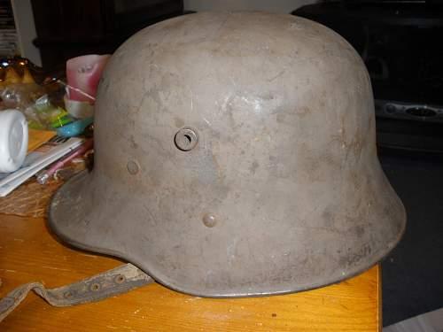 New ww1 Austrian/German helmet