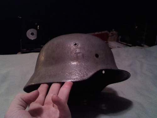 M35 before and after