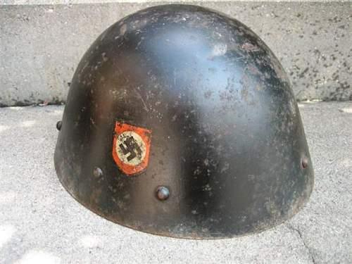 TR / Czech Police Helmet - Any Good?