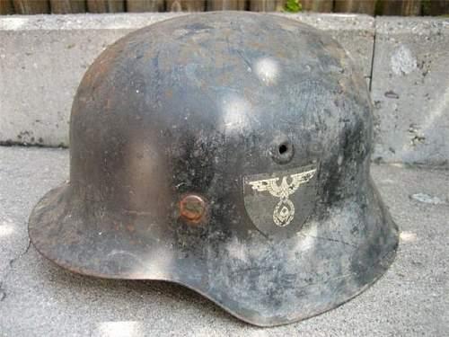 RAD Helmet - Period Piece ?