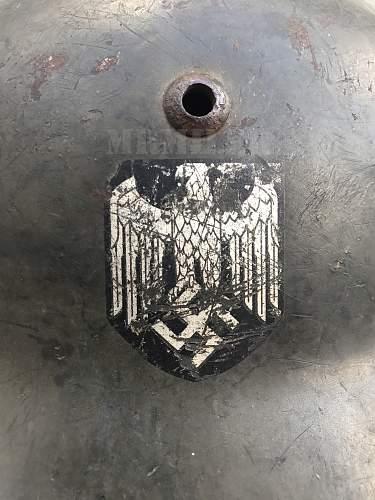 """M35 EF62 """"DD"""" Army Heistadmoen"""