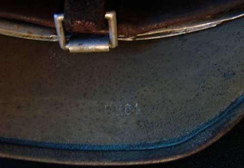 M40 DD problem identifying maker mark