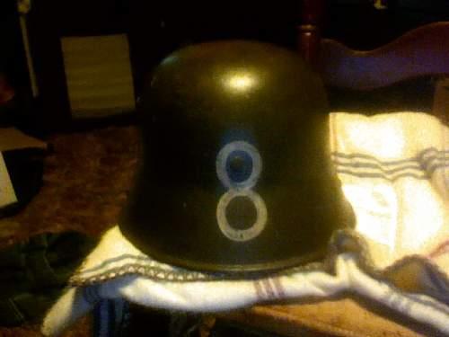 Rare german helmet????