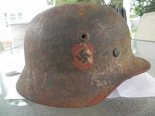M35 Police Helmet