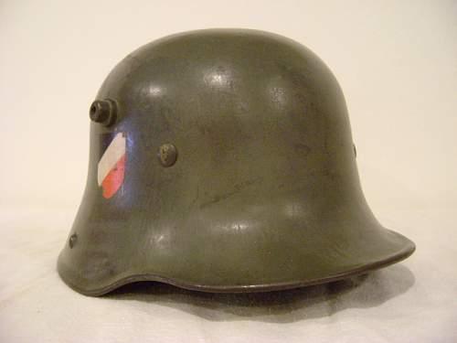 Transitional DD Heer M16 - ET64 - Austrian Chin Strap Bales ?