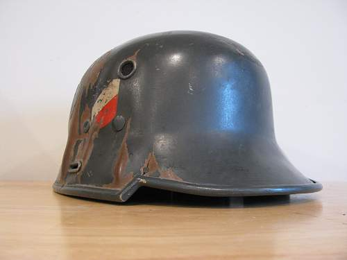 Vulcan Fiber Helmet - Questions