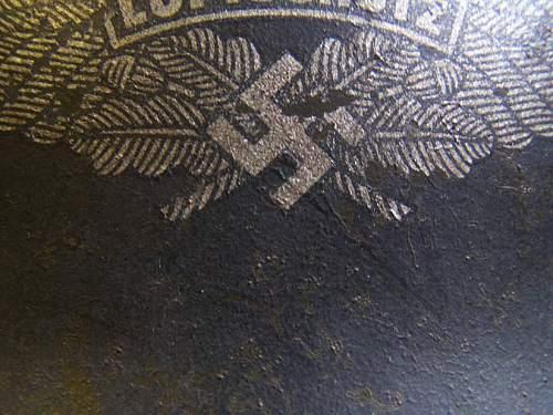 SSch-36 Luftschutz re-issued