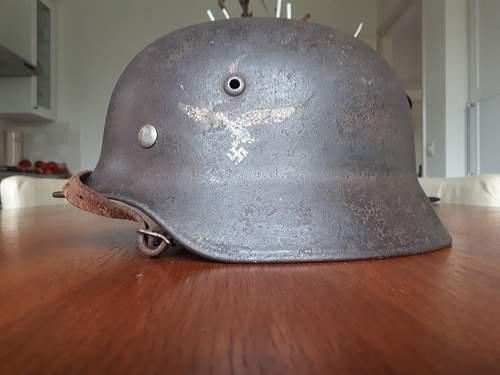 Luftwaffe m35 real?