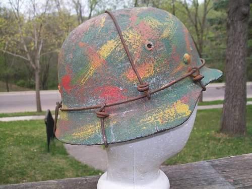 1940 german helmet-
