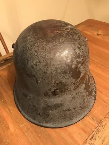 M1916 paint scheme help