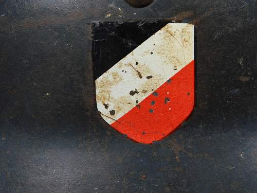 Opinions on National shield decal