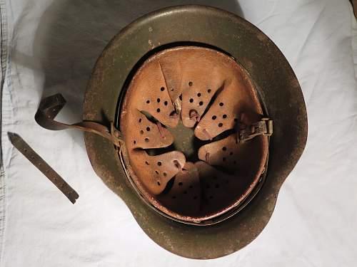 M42 Helmet - Polish Uprising???