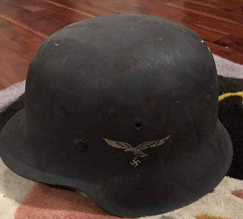 Can someone help me identify this helmet? Thanks