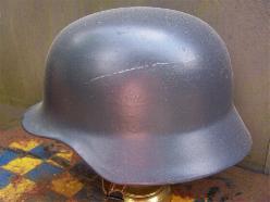 Is the m45 german helmet a myth?