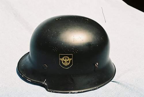Water Police Helmet???