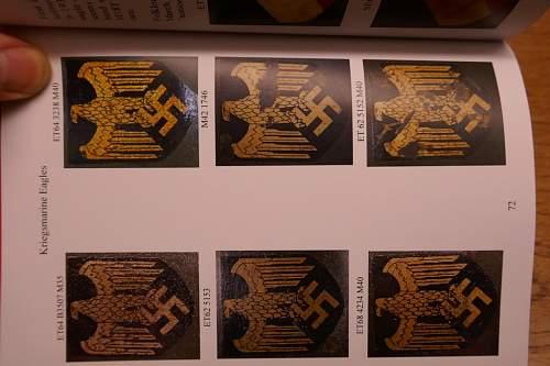 German Combat Helmets 1933 - 1945 by Peter J Nash, Review.....