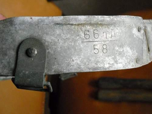 Ground found liner parts