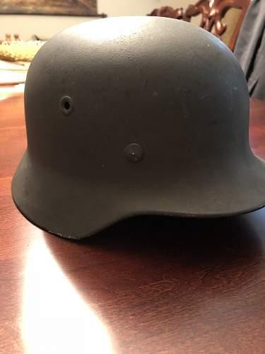 Q64 M40 Luftwaffe Helmet
