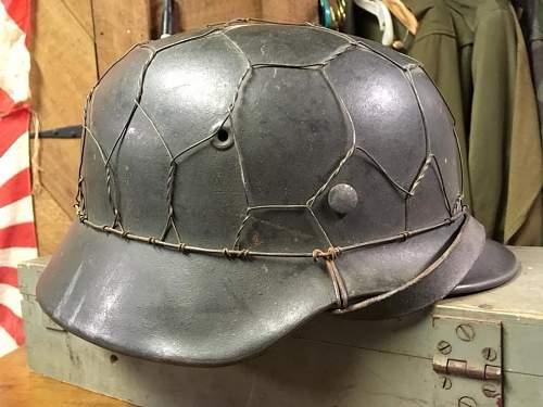 Wire Helmet on Facebook