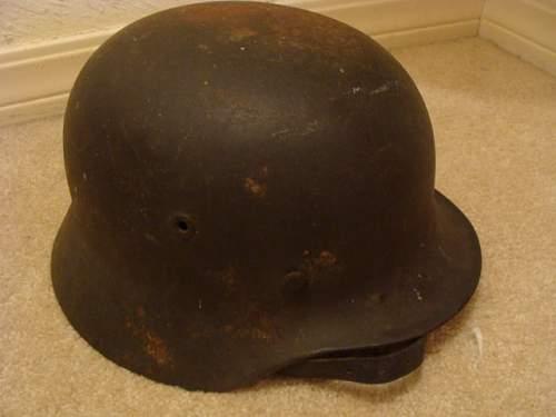 m40 heer helmet  help with price