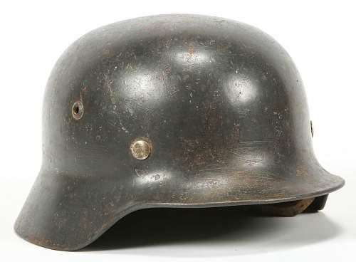 M35 Luftwaffe SD Helmet