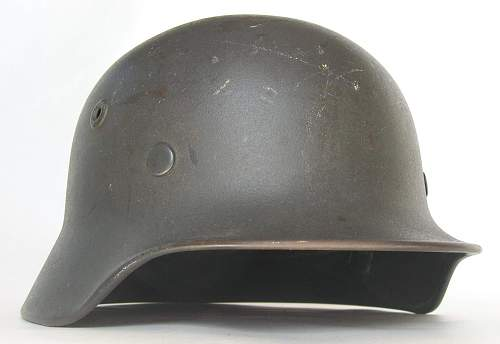 My first helmet show on this forum