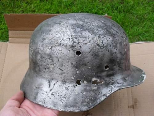To identify this helmet